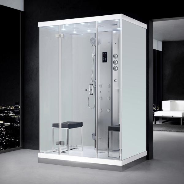 Cabinas De Baño Sauna:Cabinas de hidromasaje con sauna de vapor