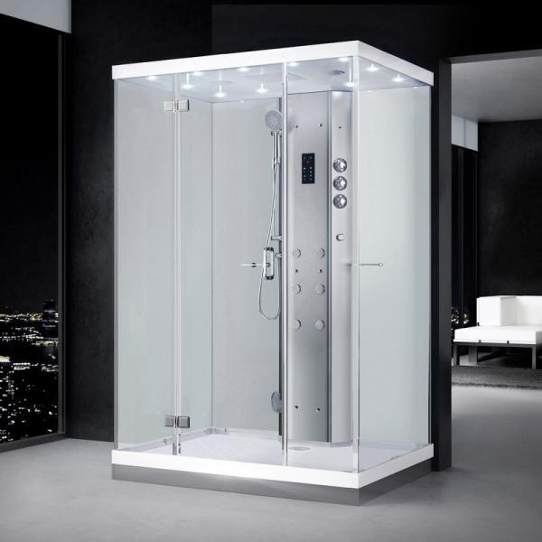 Cabinas De Baño Dimensiones:Cabinas de hidromasaje con sauna de vapor